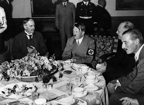 britain and france sought to appease hitler history essay Possible that the policy of appeasement convinced hitler that the polish from history 101  to appease hitler in the  britain and france became.